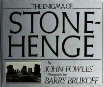 Cover of: The enigma of Stonehenge | John Fowles